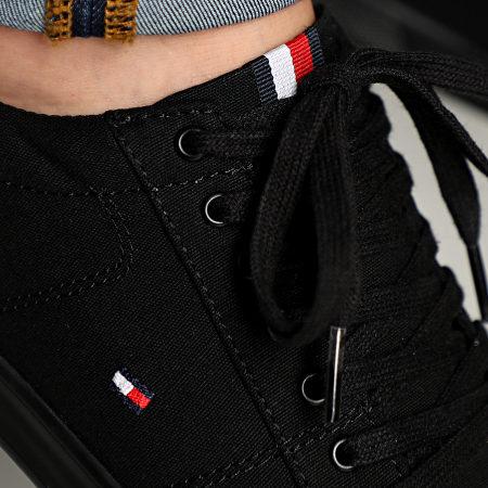 Tommy Hilfiger - Baskets Arlow 0596 Black Black
