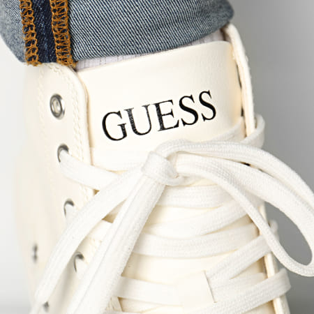 Guess - Baskets FM8NWHELE12 White