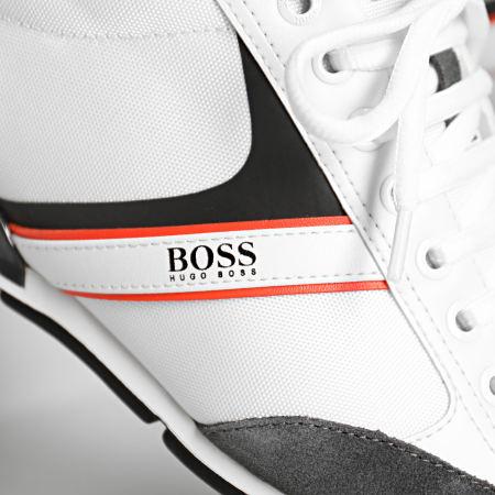 BOSS By Hugo Boss - Baskets Saturn Lowp 50407672 Open White