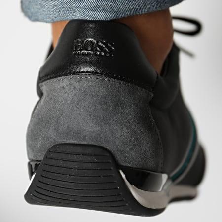 BOSS By Hugo Boss - Baskets Saturn Lowp 50407672 Open Grey