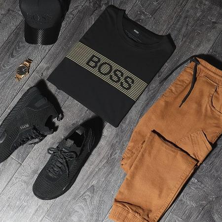 BOSS By Hugo Boss - Baskets Titanium Runn 50414734 Black