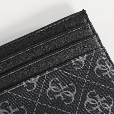 Guess - Porte-cartes SMVEZZ Noir