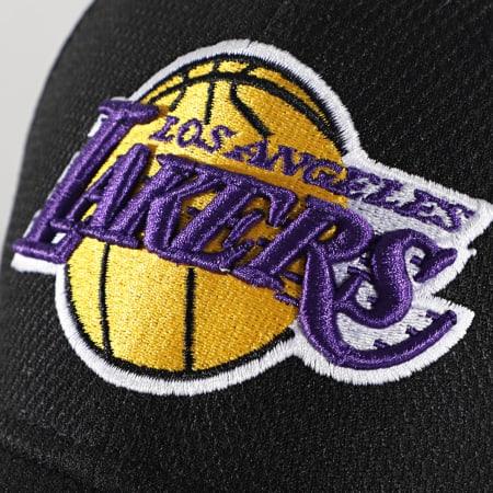 New Era - Casquette 9Forty Diamond Era 12490290 Los Angeles Lakers Noir