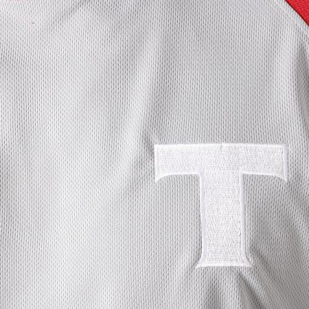 Okawa Sport - Tee Shirt De Sport Warner 2 Gris Rouge