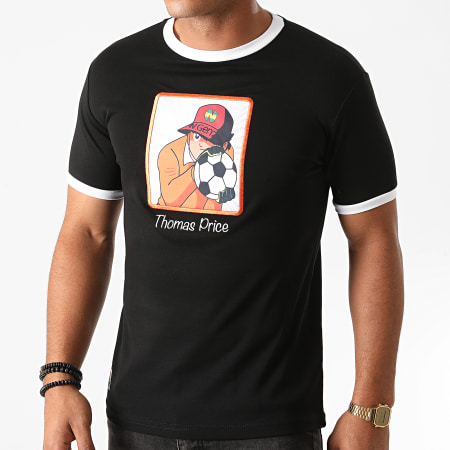 Okawa Sport - Tee Shirt Héros Price Noir
