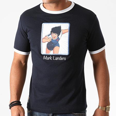 Okawa Sport - Tee Shirt Héros Landers Bleu Marine