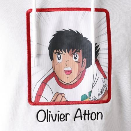 Okawa Sport - Sweat Capuche Héros Atton Blanc