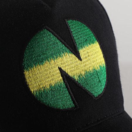 Okawa Sport - Casquette W Genzo New Team Noir