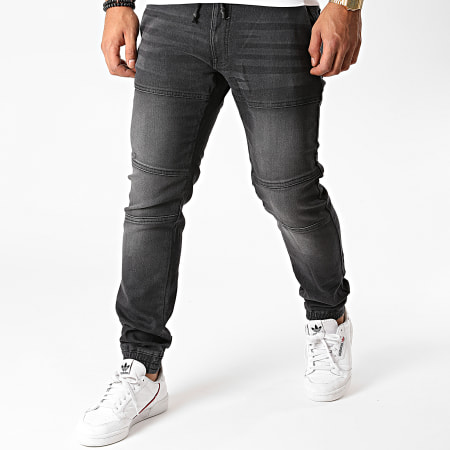 American People - Jogger Pant Paese Gris Anthracite