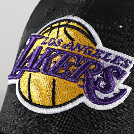 New Era - Casquette Trucker Enfant 9Forty Seasonal The League 12513984 Los Angeles Lakers Noir Camo