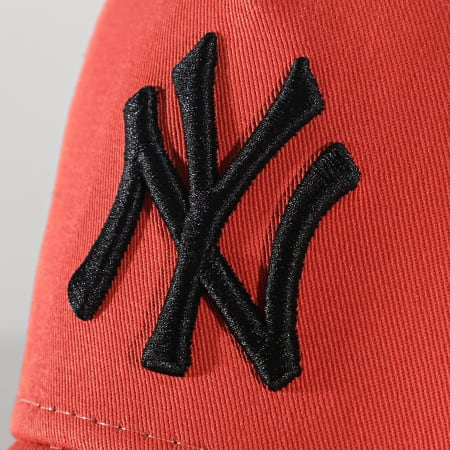 New Era - Casquette Trucker Enfant 9Forty League Essential 12514006 New York Yankees Orange