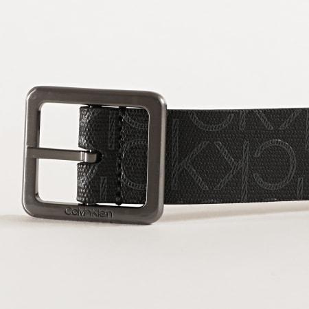 Calvin Klein - Ceinture Center Bar Mono 6001 Noir