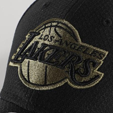 New Era - Casquette 9Forty Tonal 12489979 Los Angeles Lakers Noir