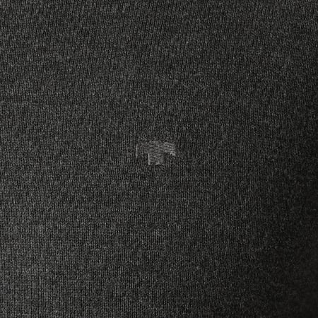 Tom Tailor - Sweat Crewneck 1012819-XX-10 Gris Anthracite Chiné