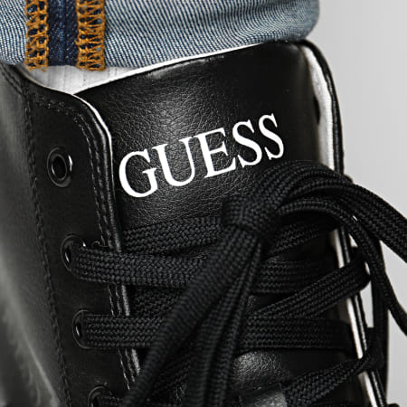 Guess - Baskets Montantes FM8NWHELE12 Black