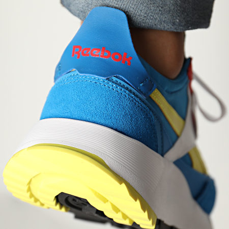 Reebok - Baskets Classic Leather Legacy FY7429 Dynamic Blue Red