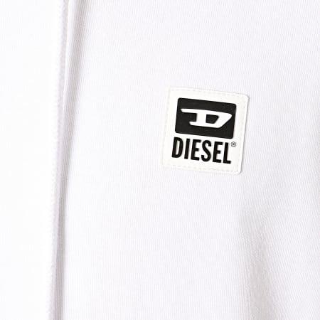 Diesel - Sweat Capuche Girk K21 A00331-0HAYT Blanc