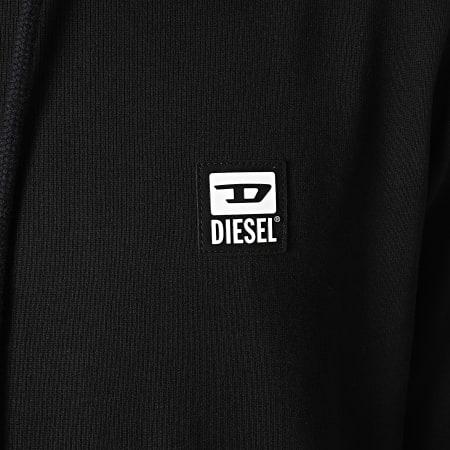 Diesel - Sweat Capuche Girk K21 A00331-0HAYT Noir