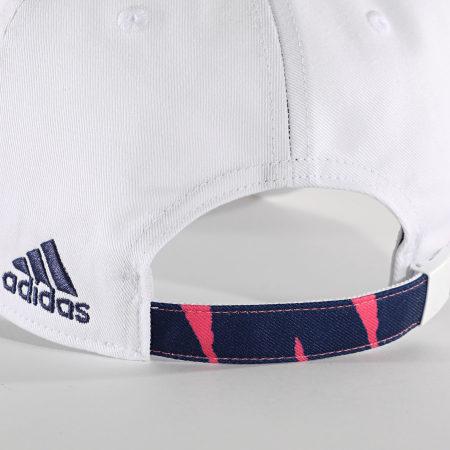 adidas - Casquette Real Madrid FR9753 Blanc