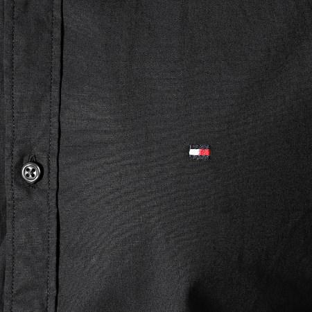 Tommy Hilfiger - Chemise Manches Longues Core Stretch 4704 Noir
