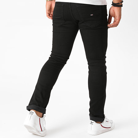 Tommy Hilfiger Jeans - Jean Slim Scanton 9560 Noir