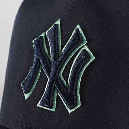 New Era - Casquette Trucker Nylon Front 12490030 New York Yankees Bleu Marine
