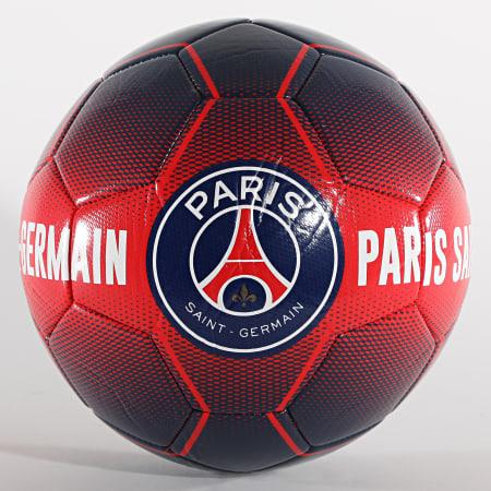 PSG - Ballon De Foot Logo P13746 Bleu Marine