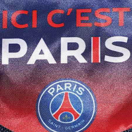 PSG - Fanion Mini Ici C'est Paris P13745 Bleu Marine
