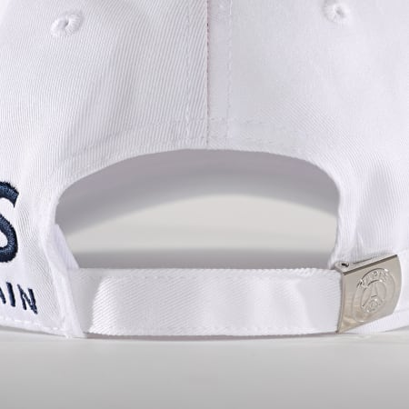 PSG - Casquette P13650 Blanc