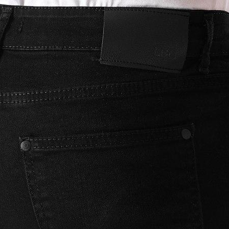 LBO - Jean Super Skinny Fit Destroy 1417 Noir