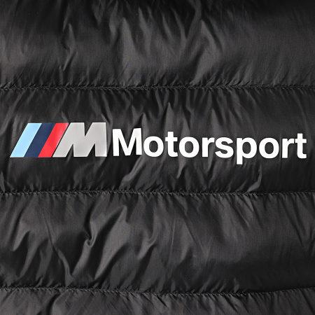 Puma - Doudoune Capuche BMW Motorsport MCS Ecolite 597989 Noir