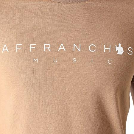 Sofiane - Tee Shirt Affranchis Music Camouflage Camel