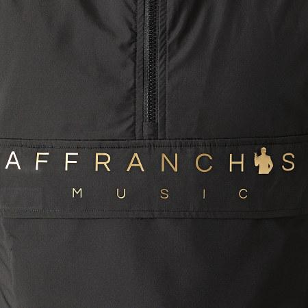 Sofiane - Coupe-Vent Affranchis Music Noir Doré