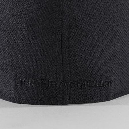 Under Armour - Casquette Fitted 1305036 Noir