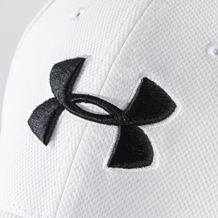 Under Armour - Casquette Fitted 1305036 Blanc