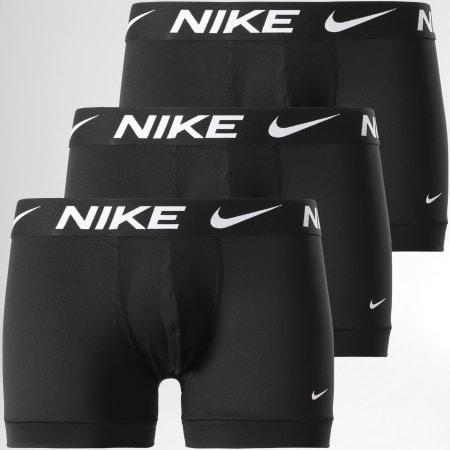 Nike - Lot De 3 Boxers Essential Micro KE1014 Noir