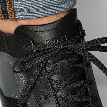 BOSS By Hugo Boss - Baskets Rapid Runner 50422403 Black