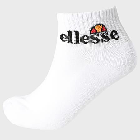 Ellesse - Lot De 3 Paires De Chaussettes Rallo SBGA1567 Blanc