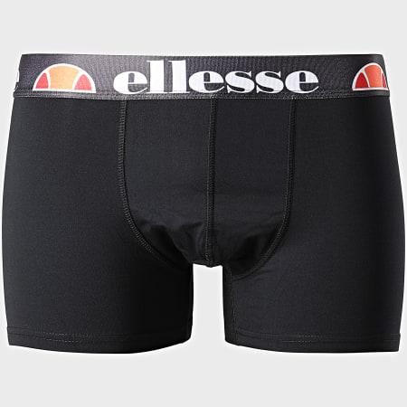 Ellesse - Lot De 3 Boxers Dralla SBGA1571 Noir Gris