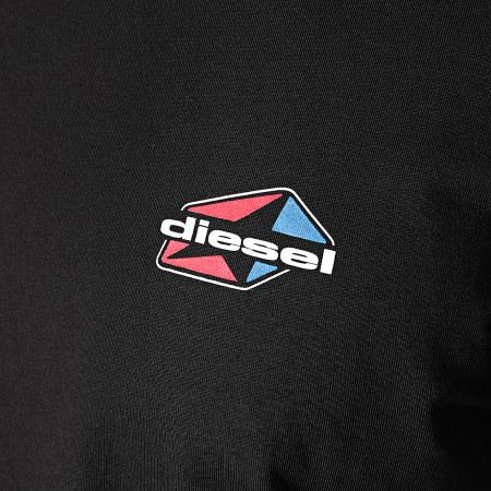Diesel - Tee Shirt Diegos K36 A00797-0AAXJ Noir