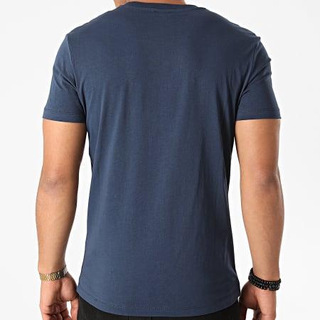Diesel - Tee Shirt Jake 00CG46-0DARX Bleu Marine
