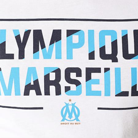OM - Tee Shirt M20001C Blanc