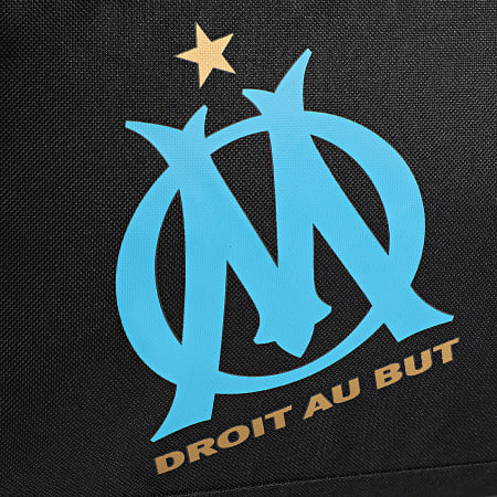 OM - Sac De Sport Fan M20058 Noir