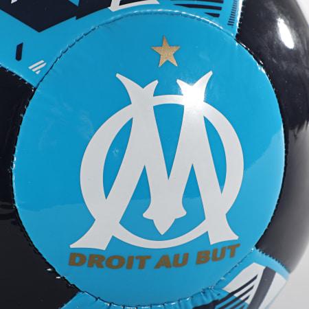 OM - Ballon De Foot Phantom XIII M20062 Bleu Ciel