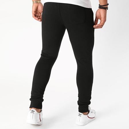 Da Uzi - Pantalon Jogging Logo Noir Doré