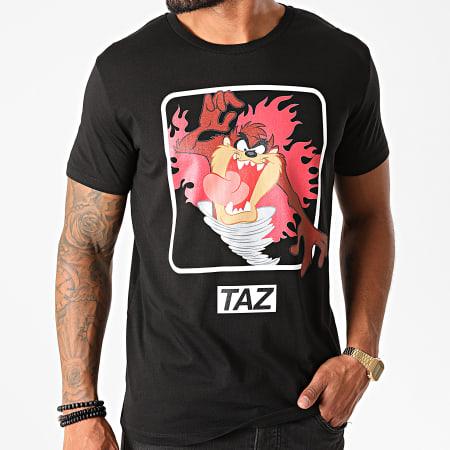 Looney Tunes - Tee Shirt Taz Noir