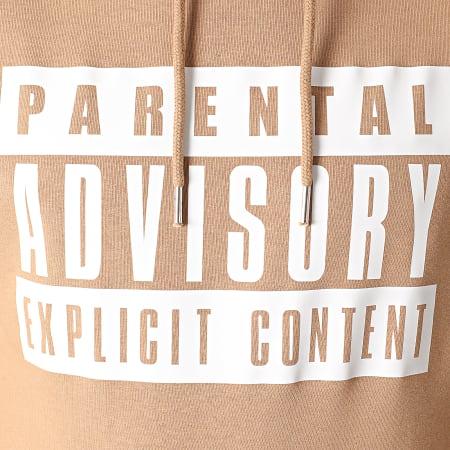 Parental Advisory - Sweat Capuche Logo Camel