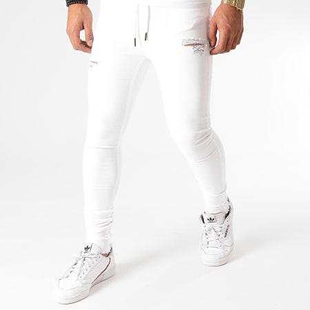 Gianni Kavanagh - Jean Skinny GKM000715 Blanc