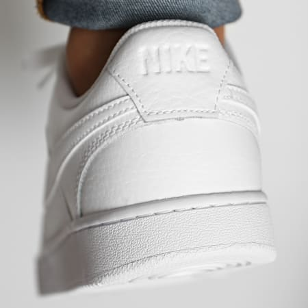 Nike - Baskets Court Vision LO CD5463 White
