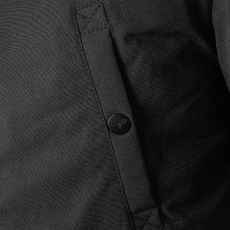 Sixth June - Parka Fourrure M21681MOW Noir